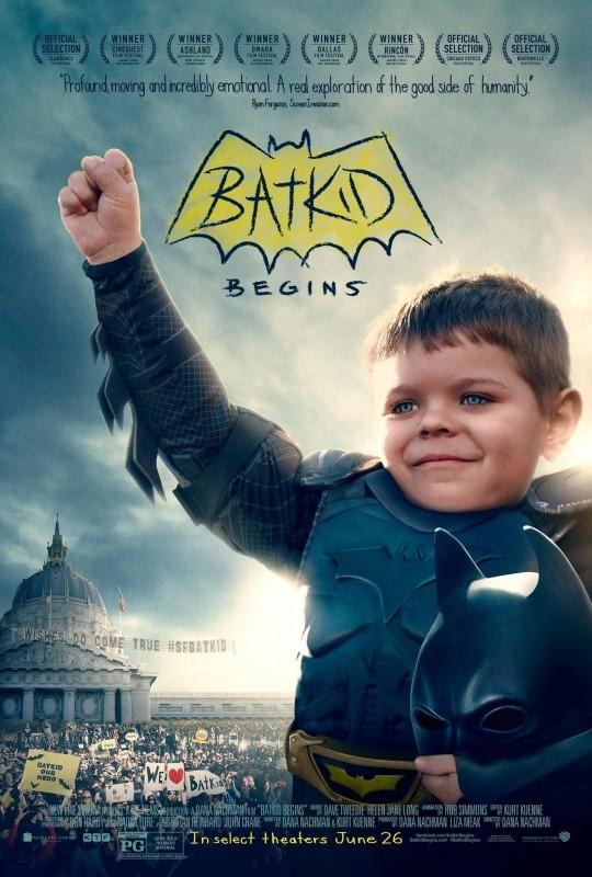 Batkid Begins movie poster