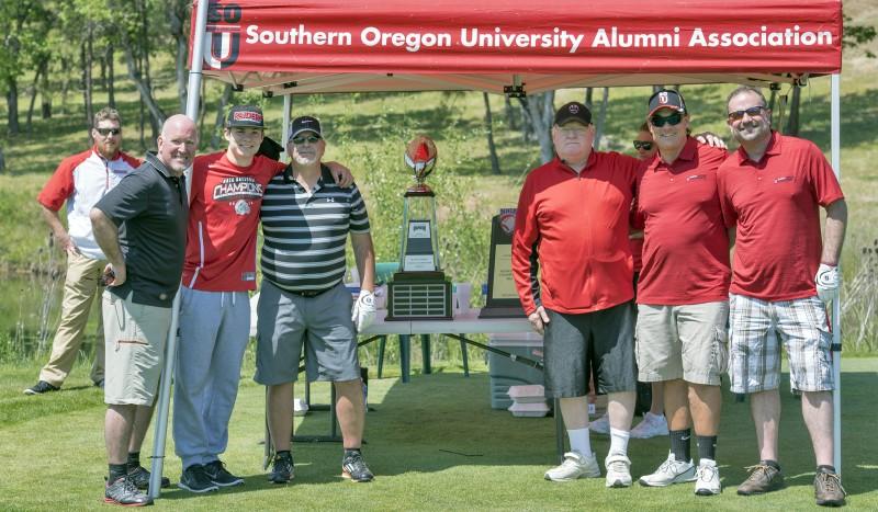 SOU raider red zone golf shootout keegan lawrence