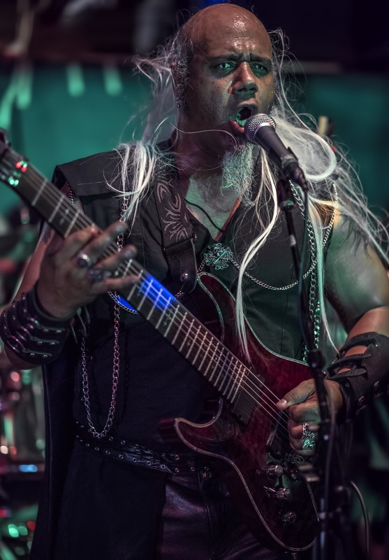 from hell musichead george anderson