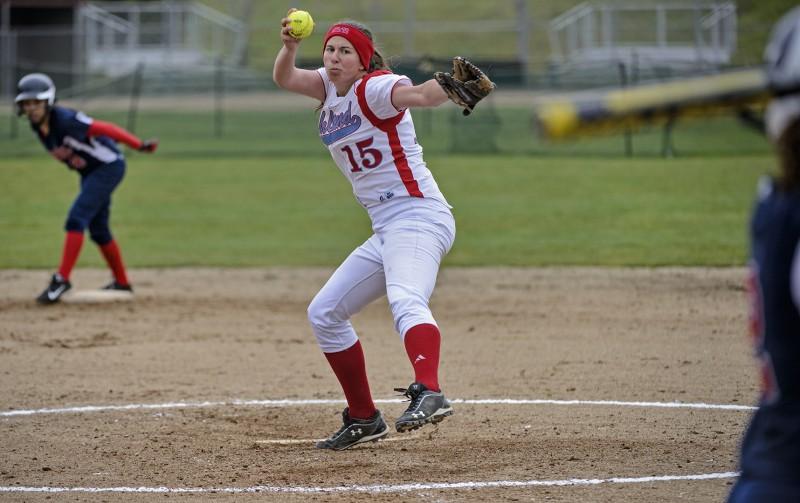 AHS softball Grace Lenthe