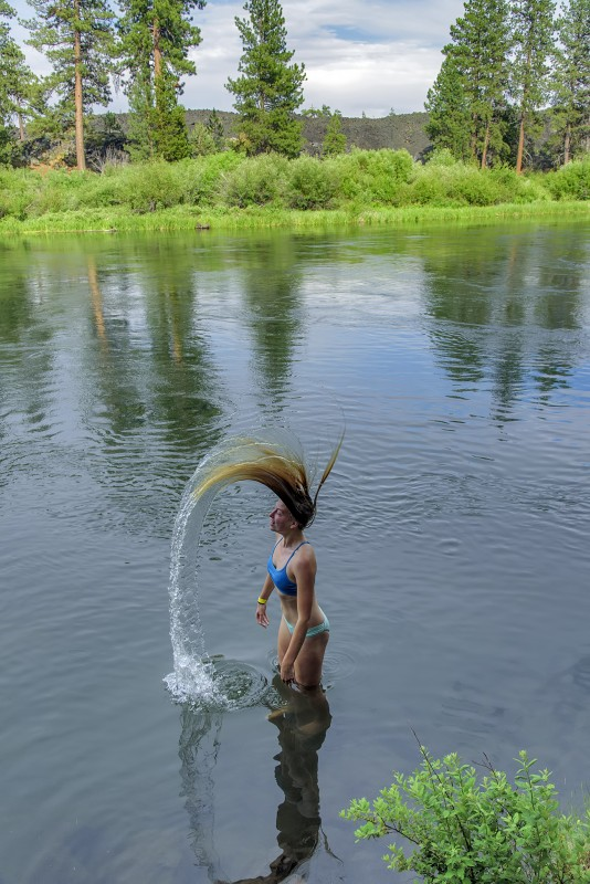 deschutes river ellie