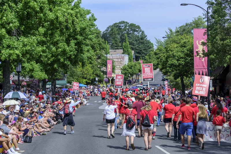 ashland 4th of july parade sou plaza