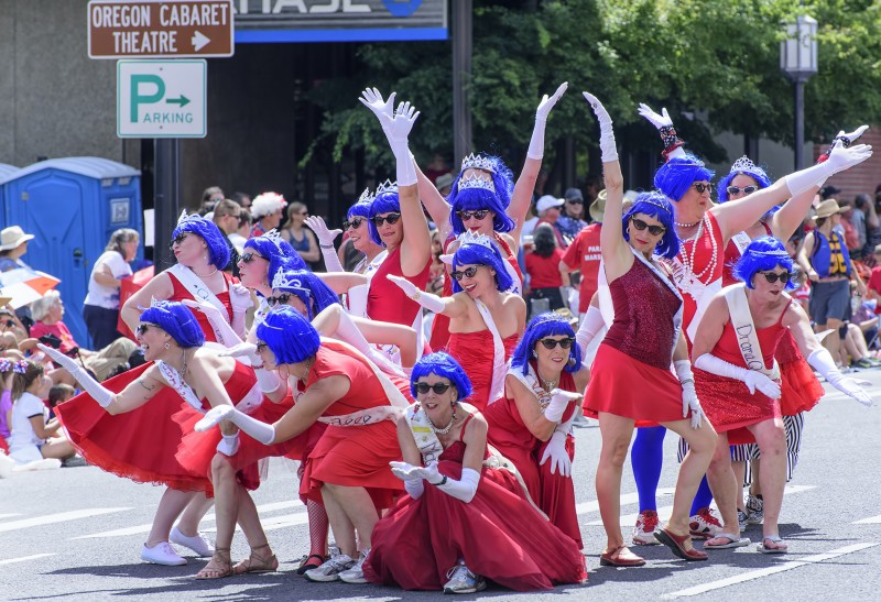 ashland 4th of july parade sou firecracker queens wendy conner