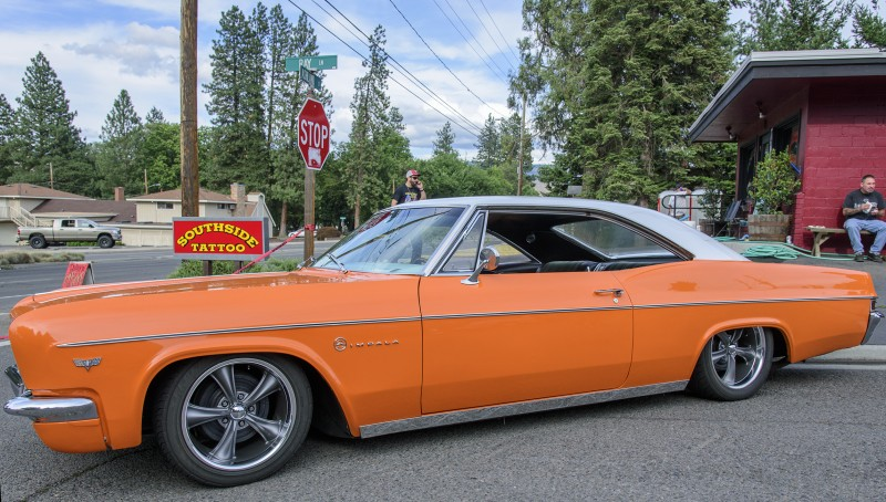 southside tattoo bbq orange impala