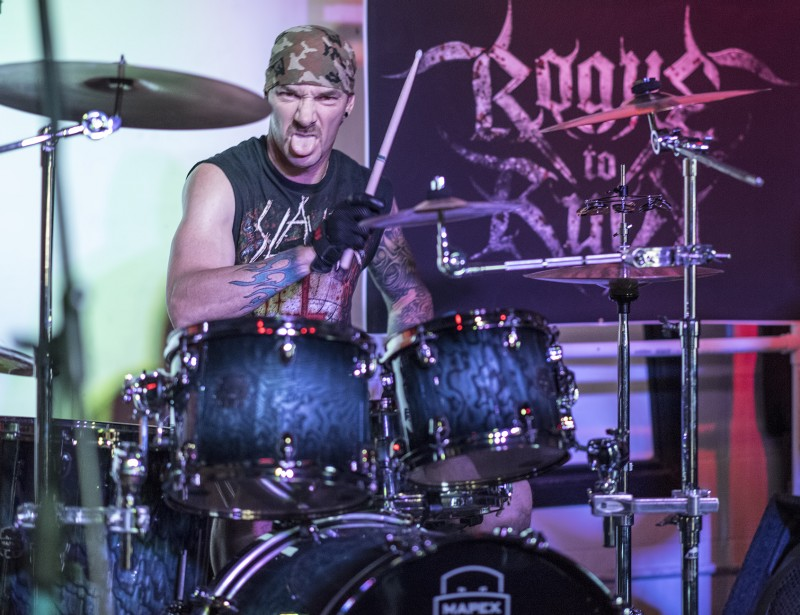 Rogue to Ruin Club 66 Wes