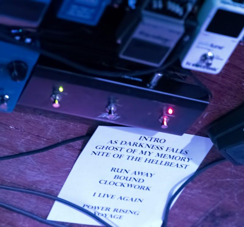 spellcaster club 66 setlist pdx portland oregon band ashland