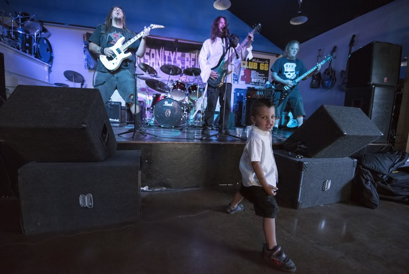 insanity's reign connor club 66