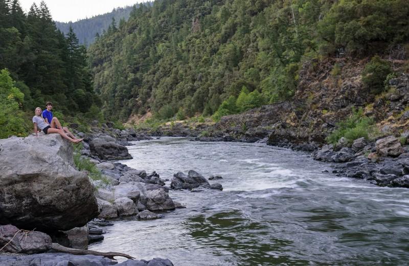 rogue river before horseshoe bend ryan ellie