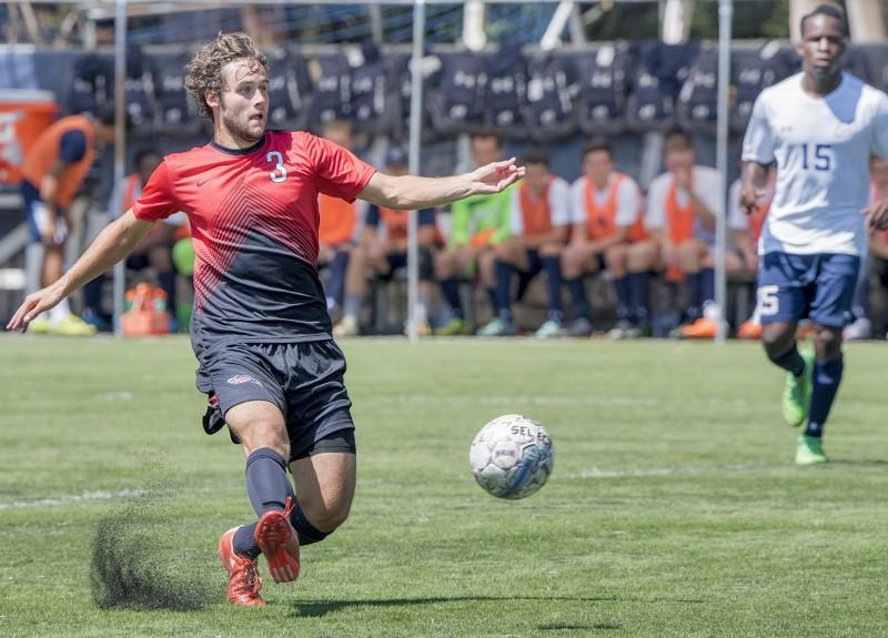 RAW SOU Men's Soccer Clayton Nadon