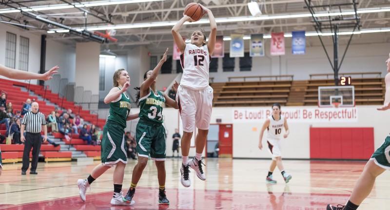 sou women's basketball Sydney Mullings