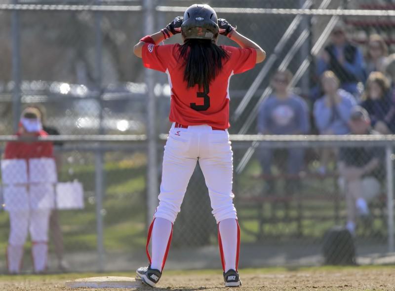 SOU softball Alexa Gonzalez