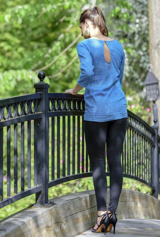 Model in Lithia Park