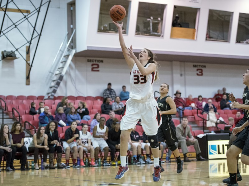 sou women's basketball Courtney Setzer