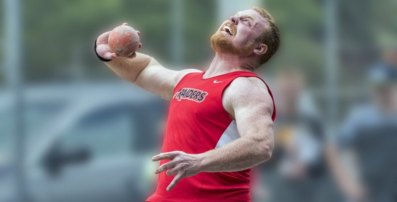 sou track and field tylor king