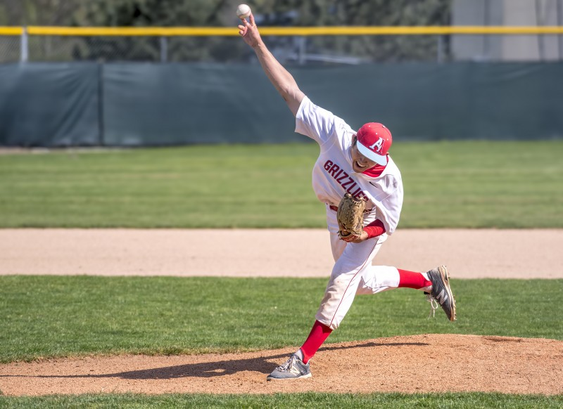 ahs baseball Jesse Carroll