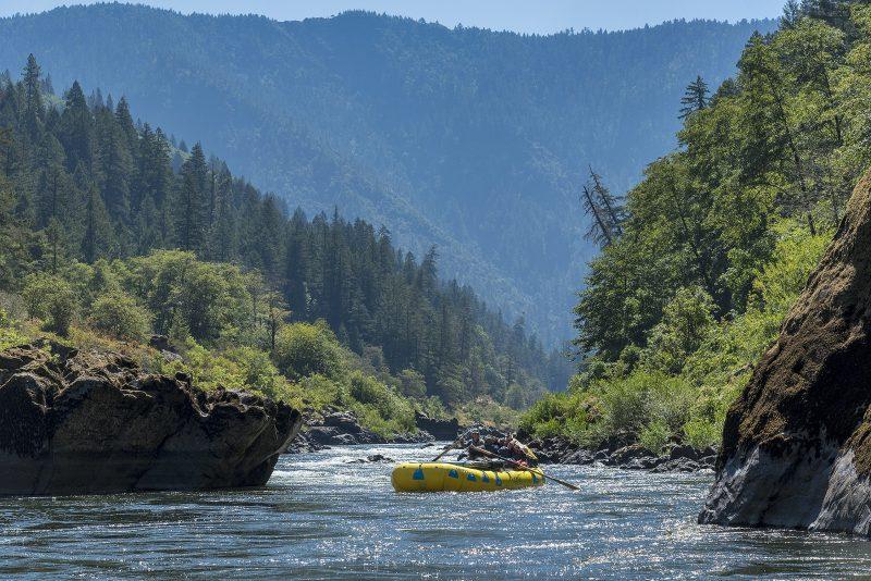 northwest rafting rogue river