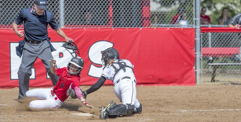 sou softball kelsey randall