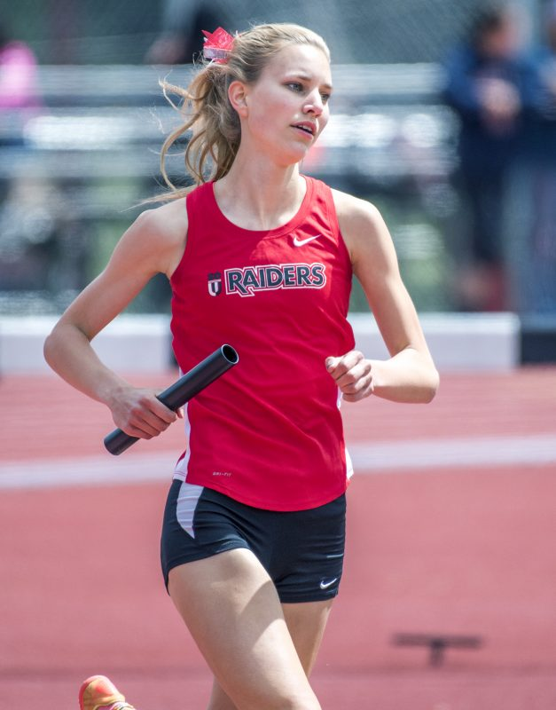 sou track and field Kayle Blackmore