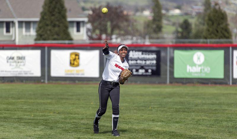 sou softball Aaliyah Oliver