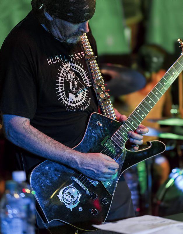 John Duffy of Wehrmacht @ Musichead