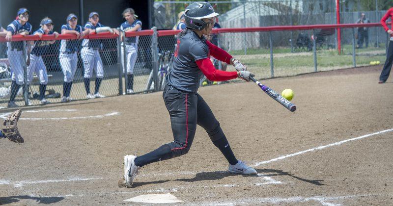 sou softball Kayleen Smith