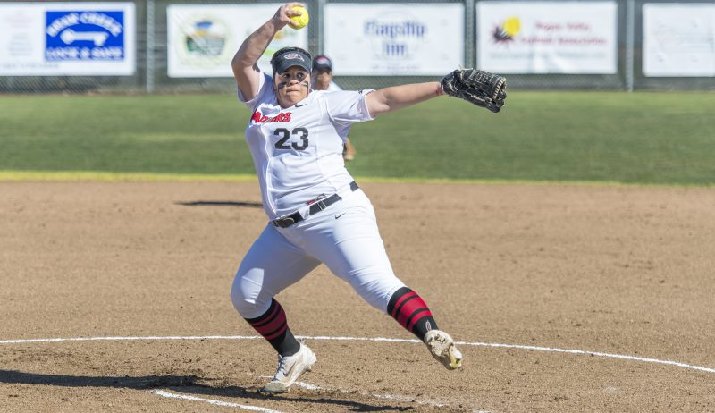 sou softball Gabby Sandoval
