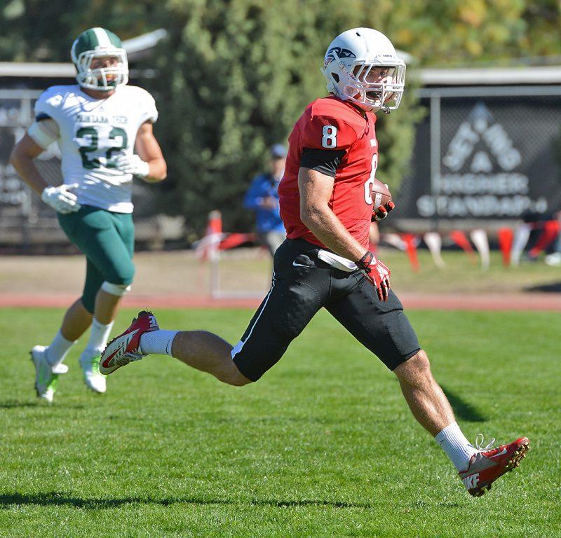 Matt Retzlaff touchdown SOU football