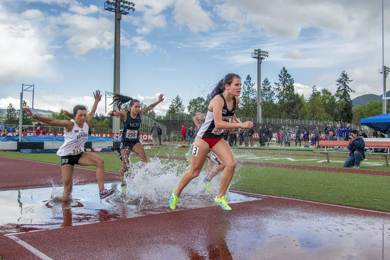 sou track and field bree weber