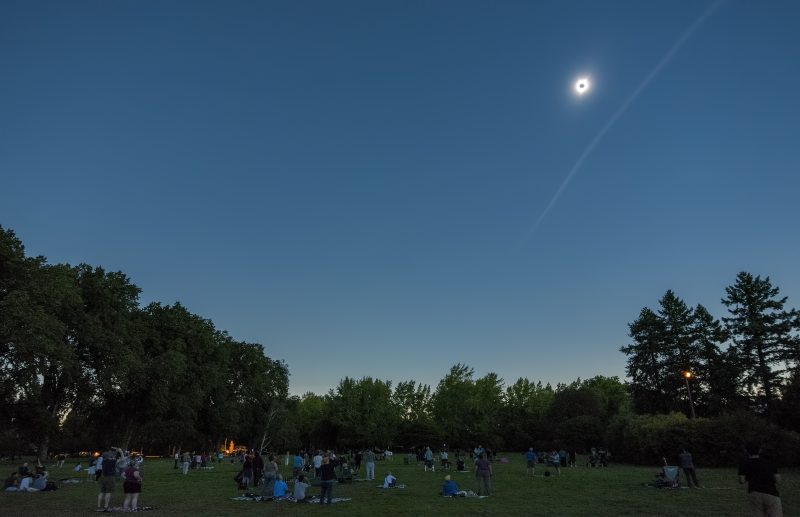 eclipse solar oregon state university corvallis