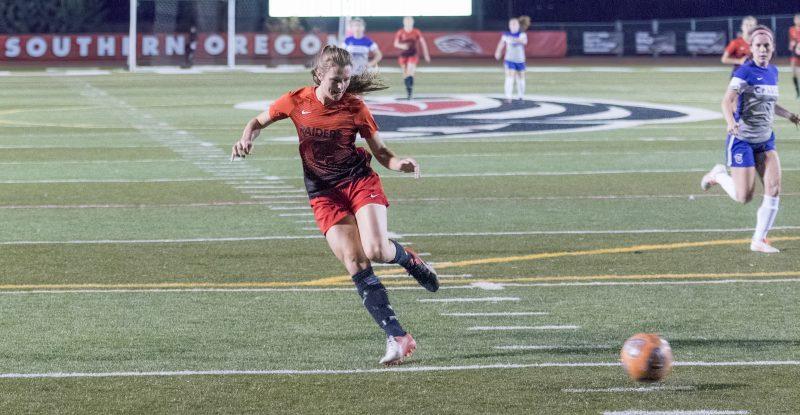 sou womens soccer kelsey randall