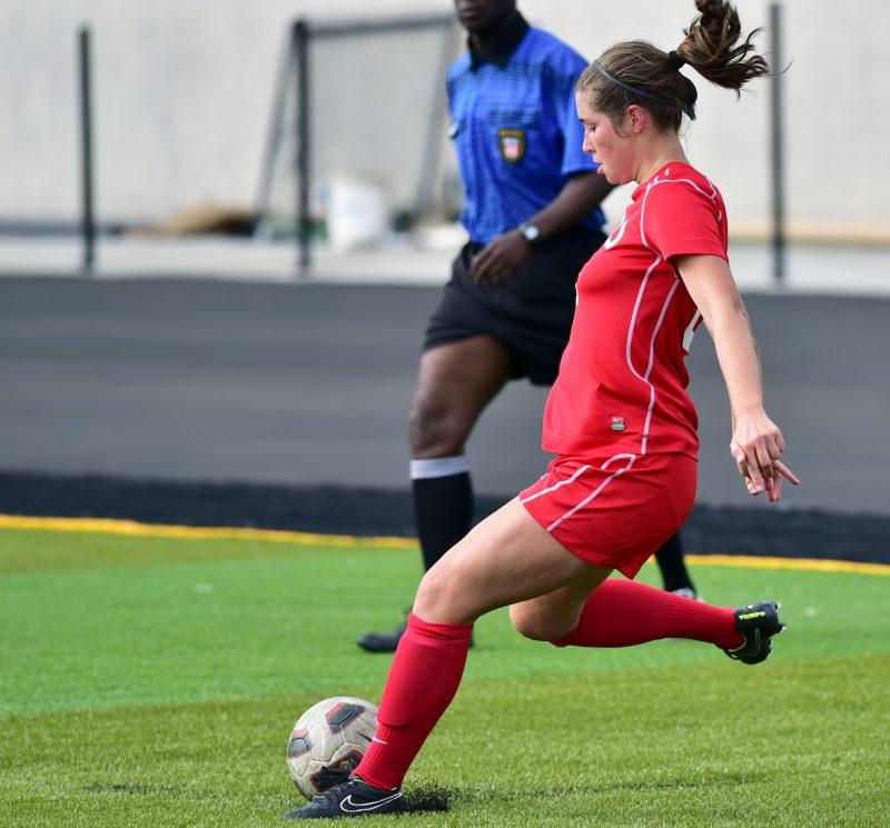 sou womens soccer kendra