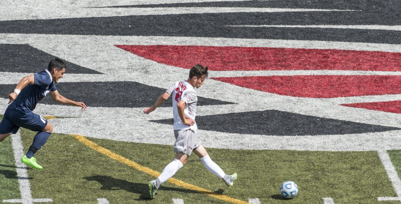 sou men's soccer Roberto Lupera