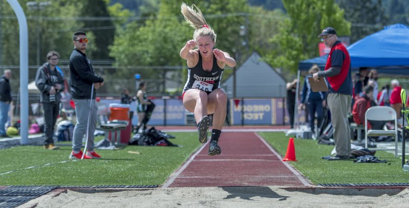 sou track and field lauren mcgowne