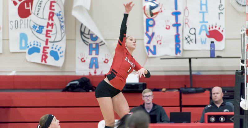 sou volleyball Malie Rube