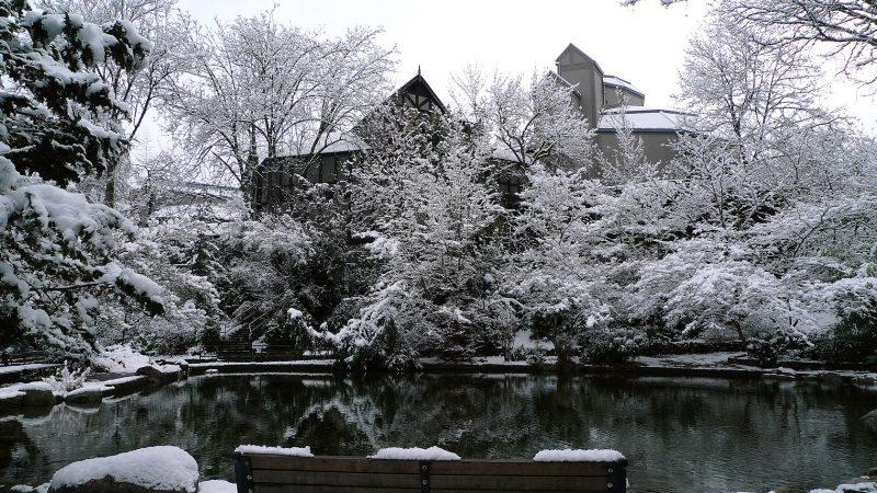 osf snow ashland oregon