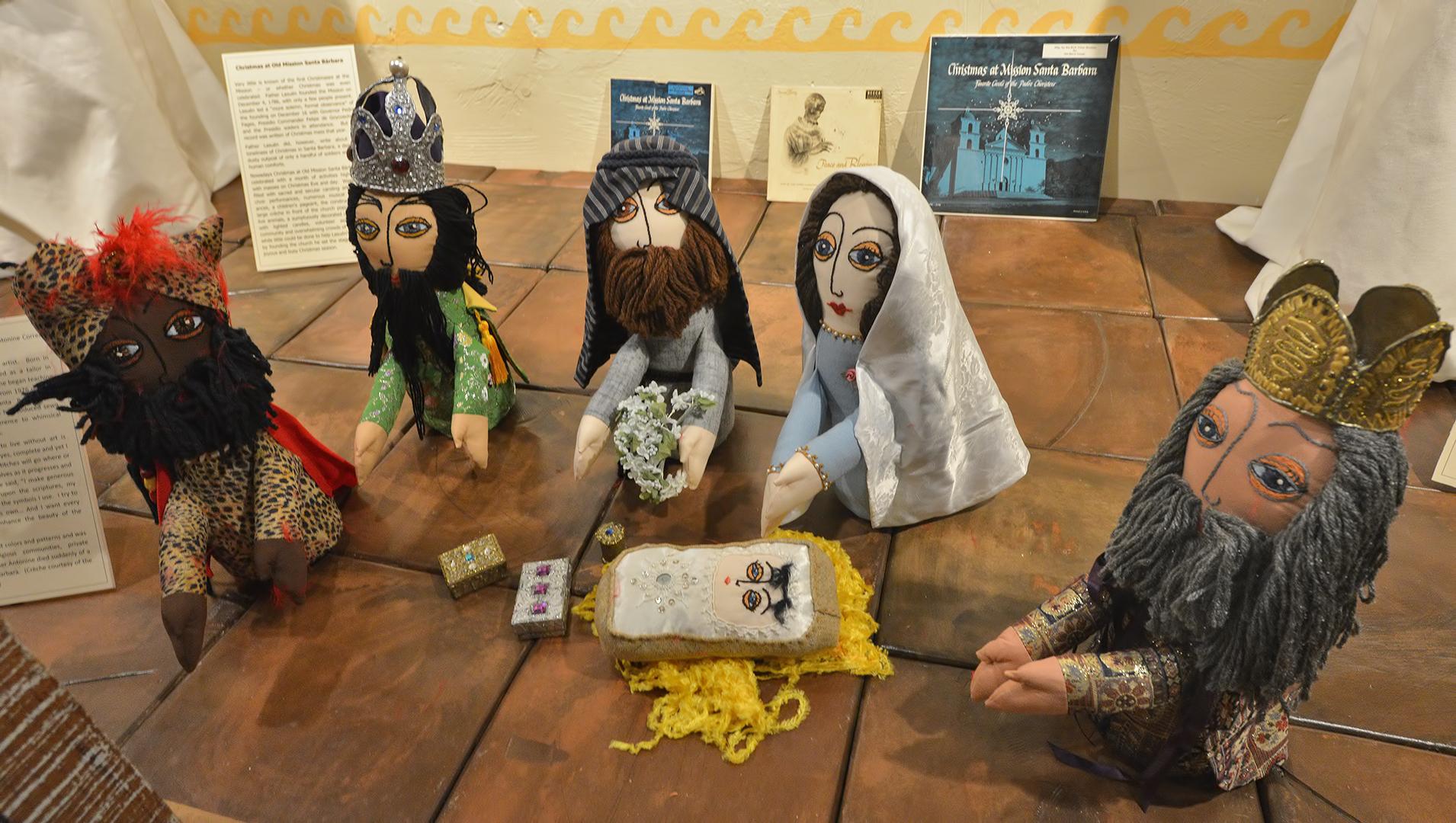 nativity christmas mission santa barbara