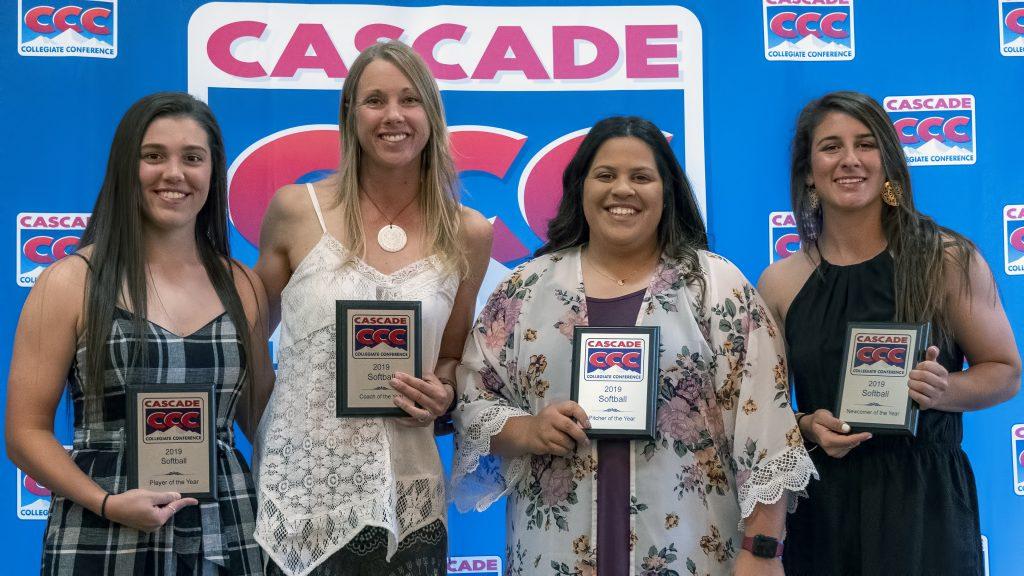 CCC softball awards