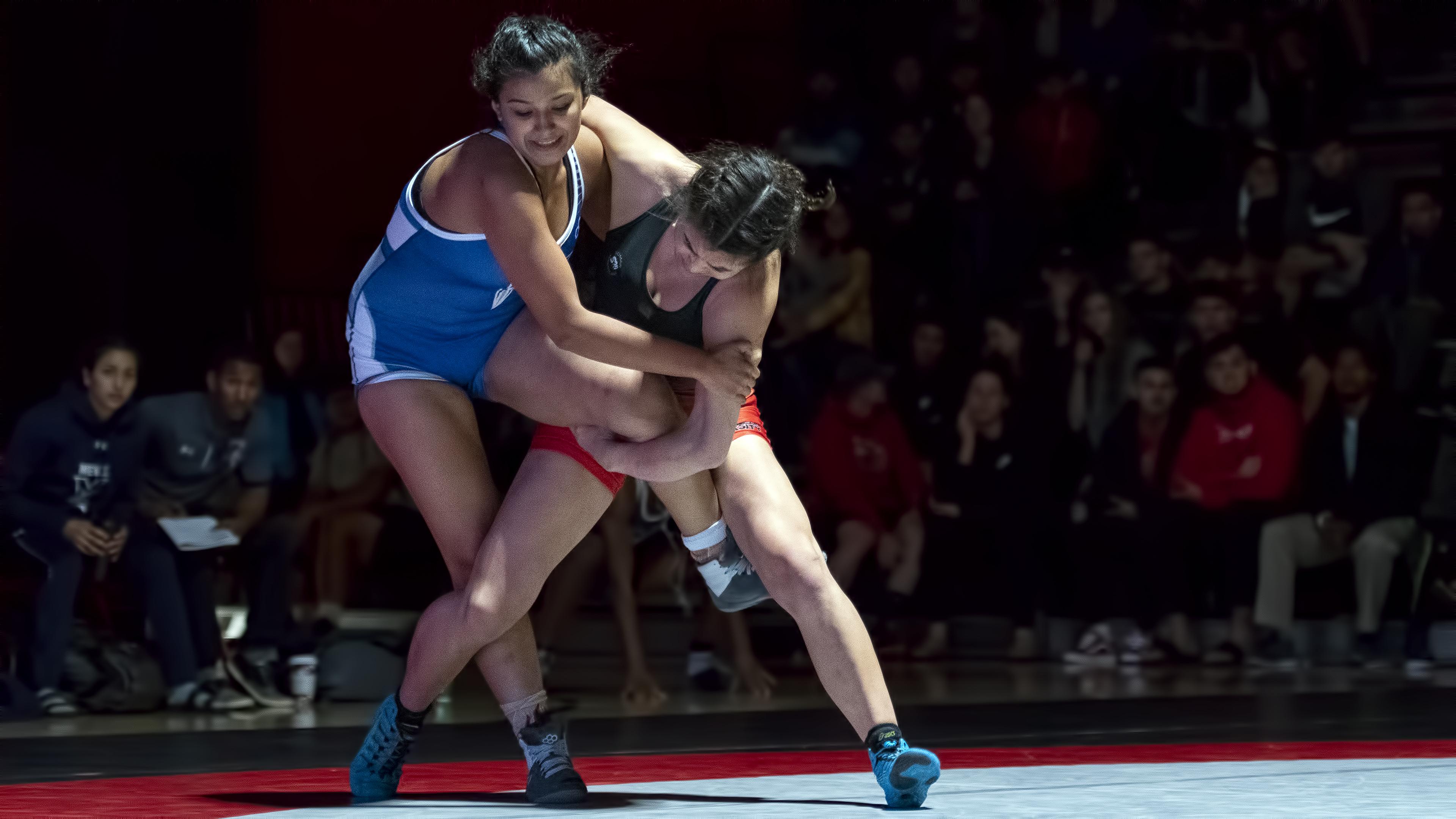 sou womens wrestling sienna ramirez
