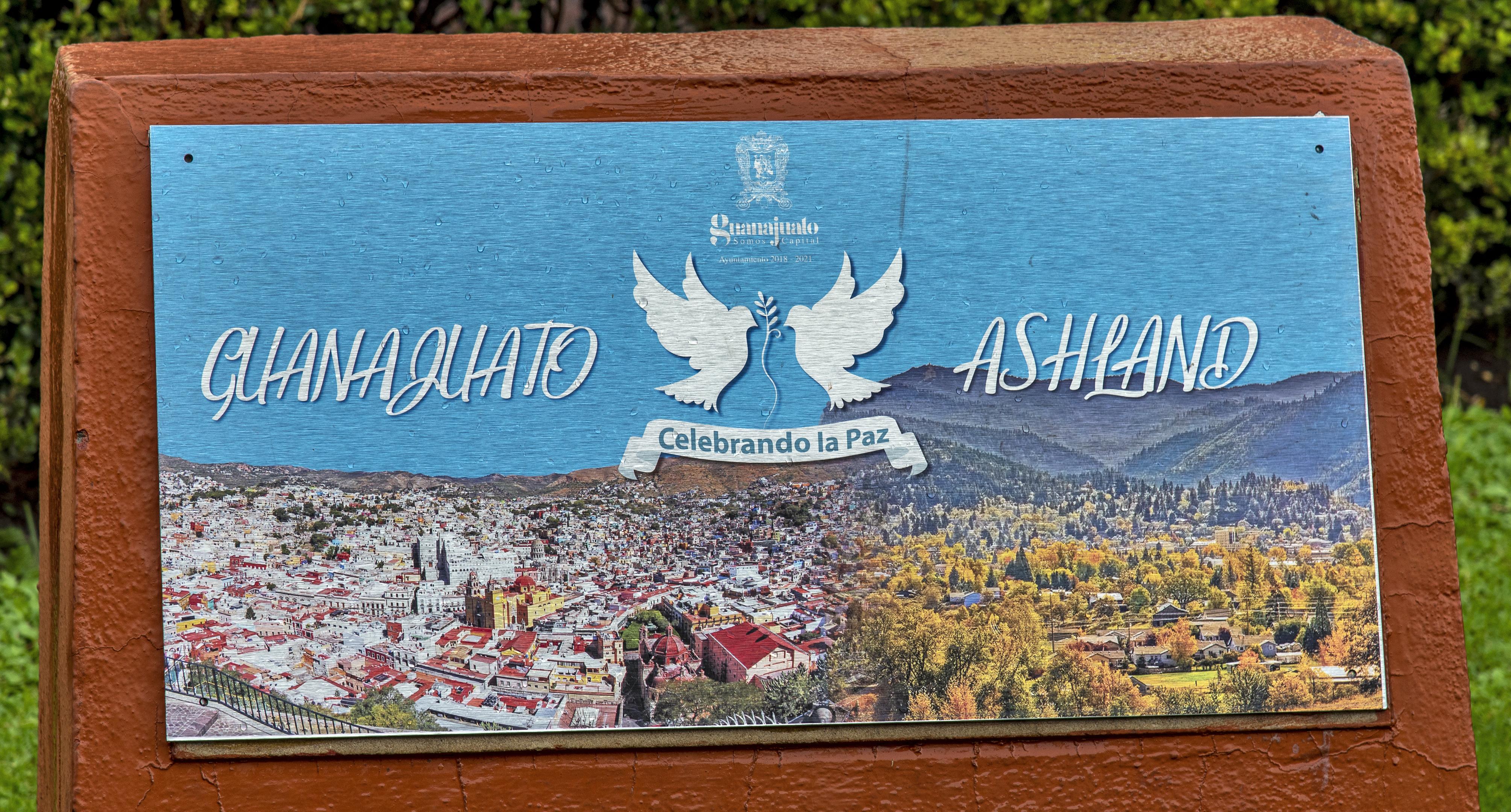 guanajuato ashland plaque