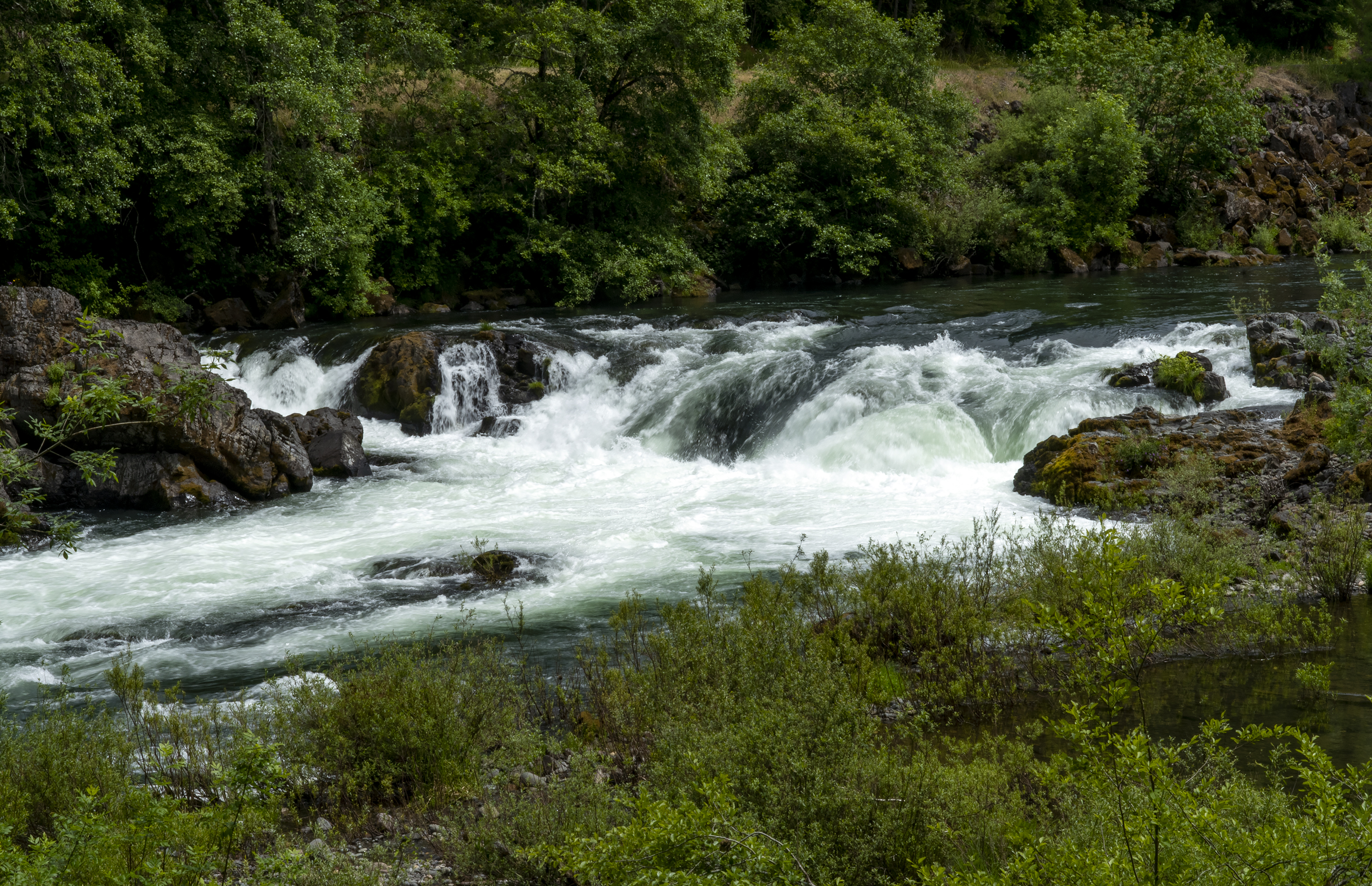 deadline falls north umpqua trail