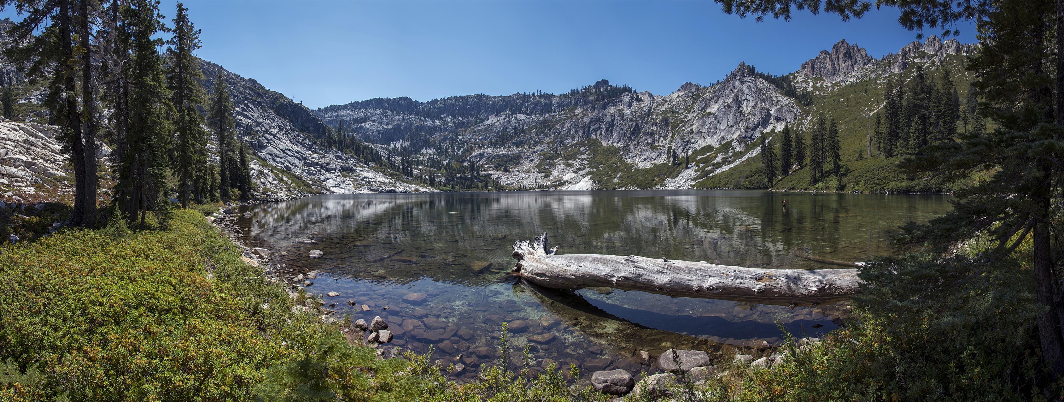 bear lake panorama photomerge