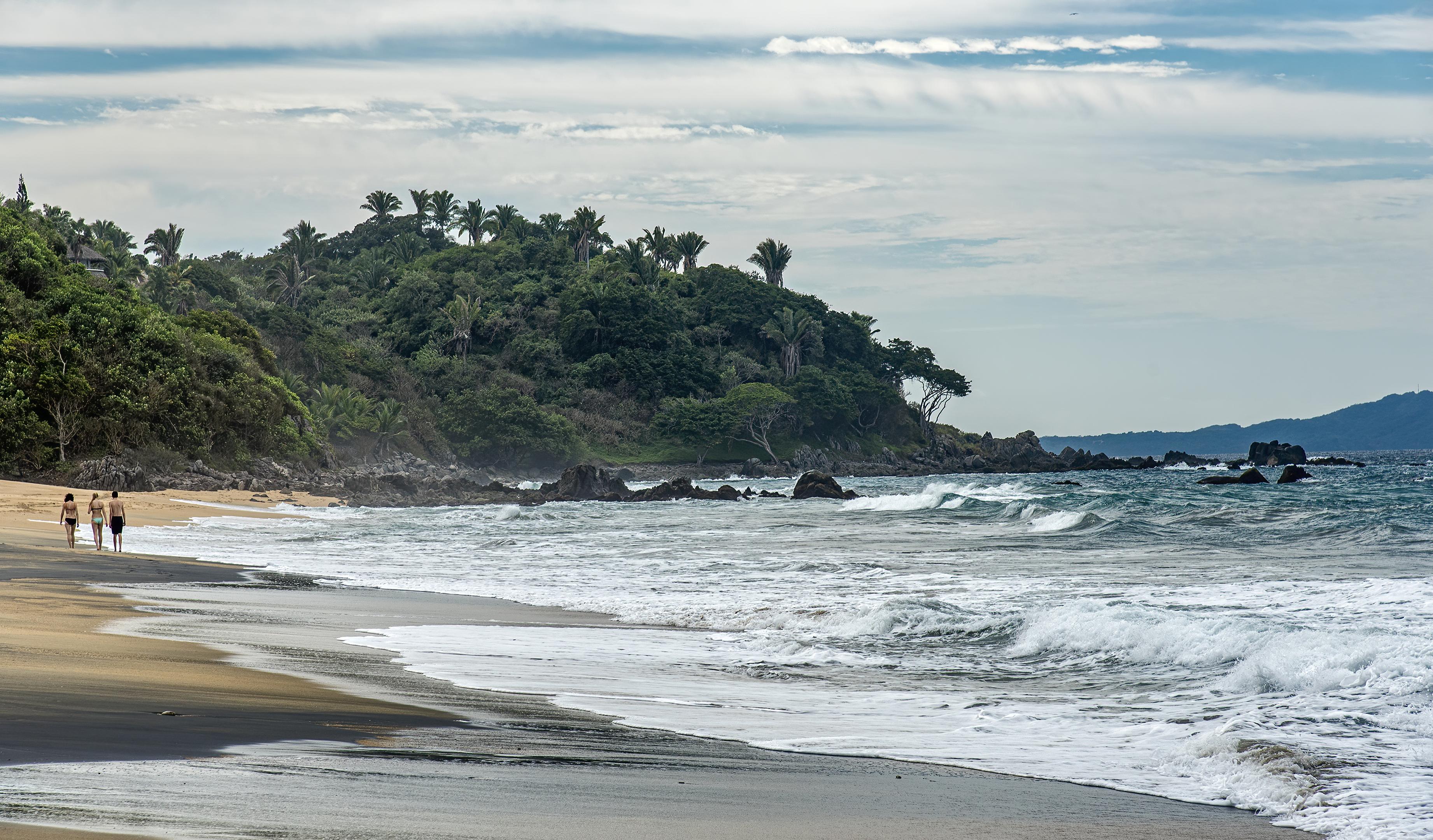 sayulita ryan ellie linda playa pasquaritos beach secluded pasqualito Carricitos