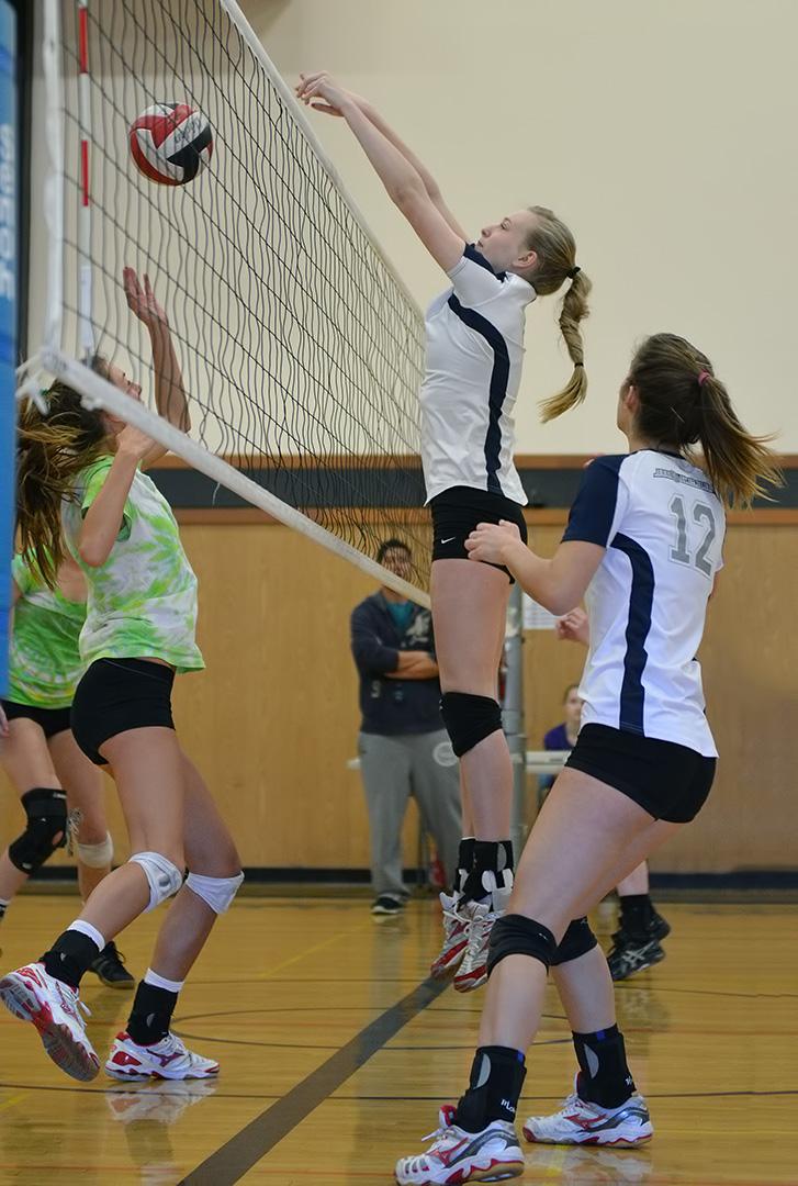 mocean volleyball club