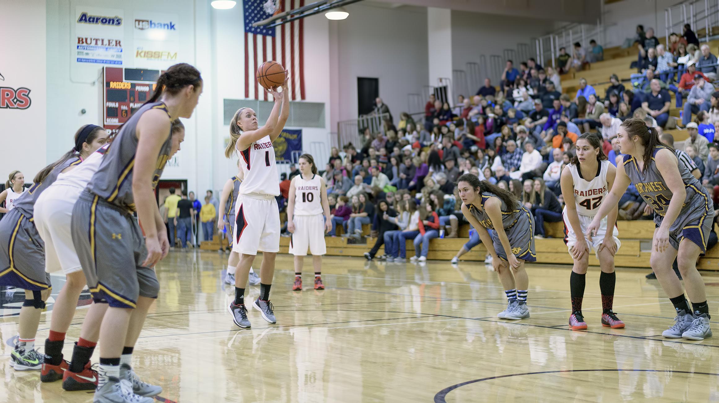sou women's basketball Demi Sahlinger