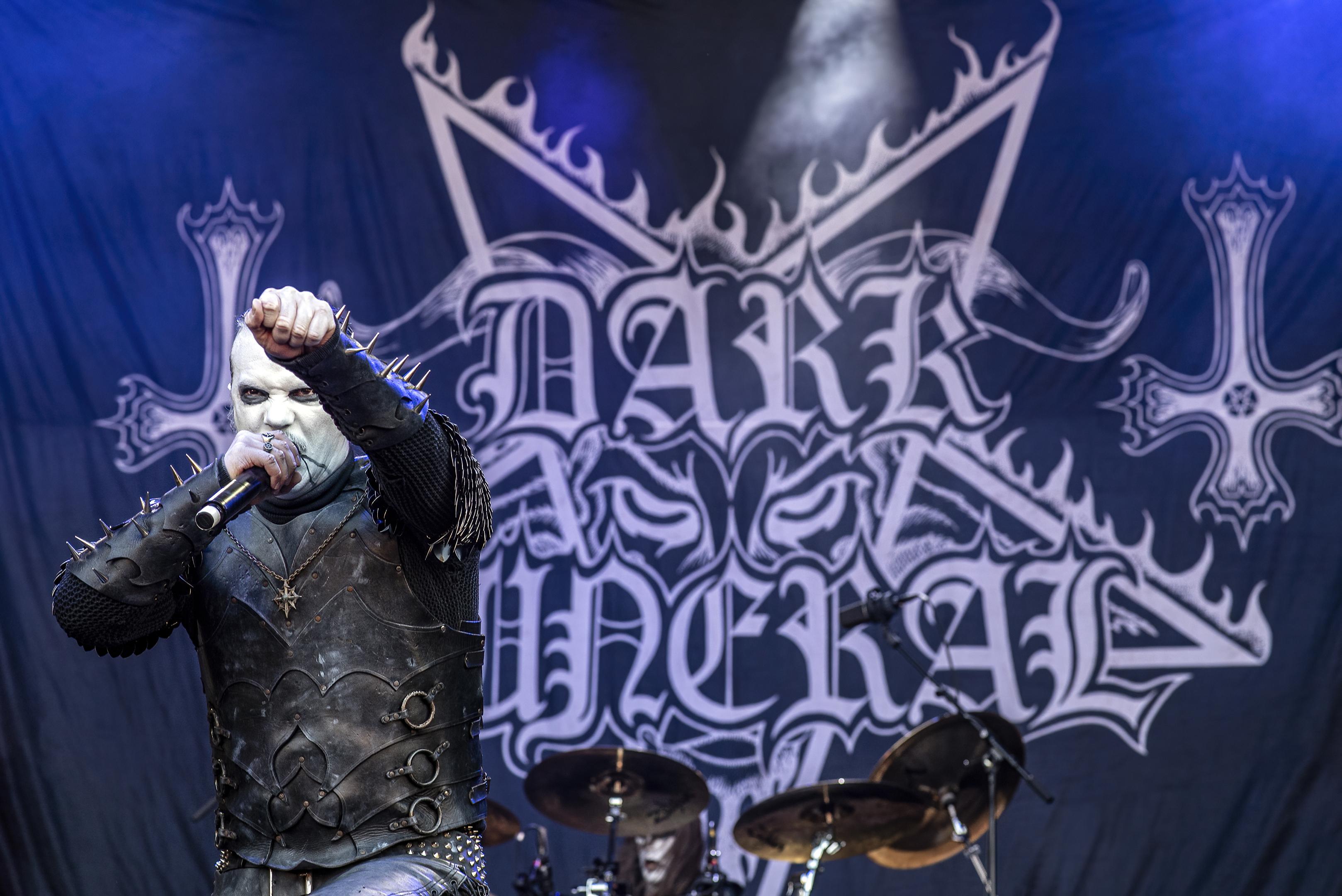 Heljarmadr dark funeral gefle metal festival topaz denoise ai-denoise
