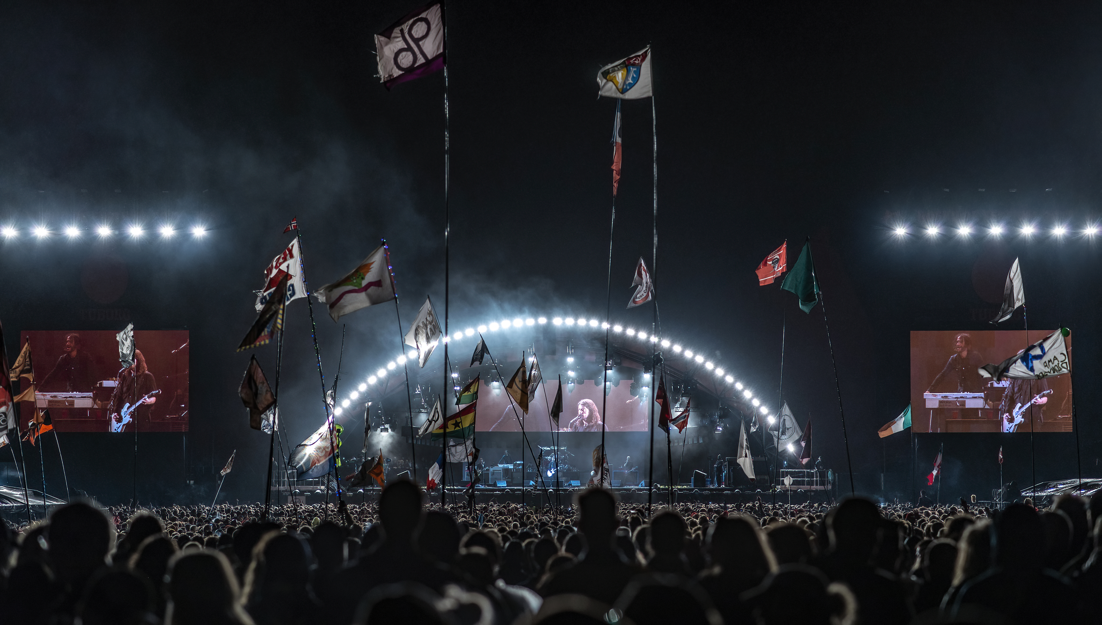 Foo Fighters at 2017 Roskilde Festival