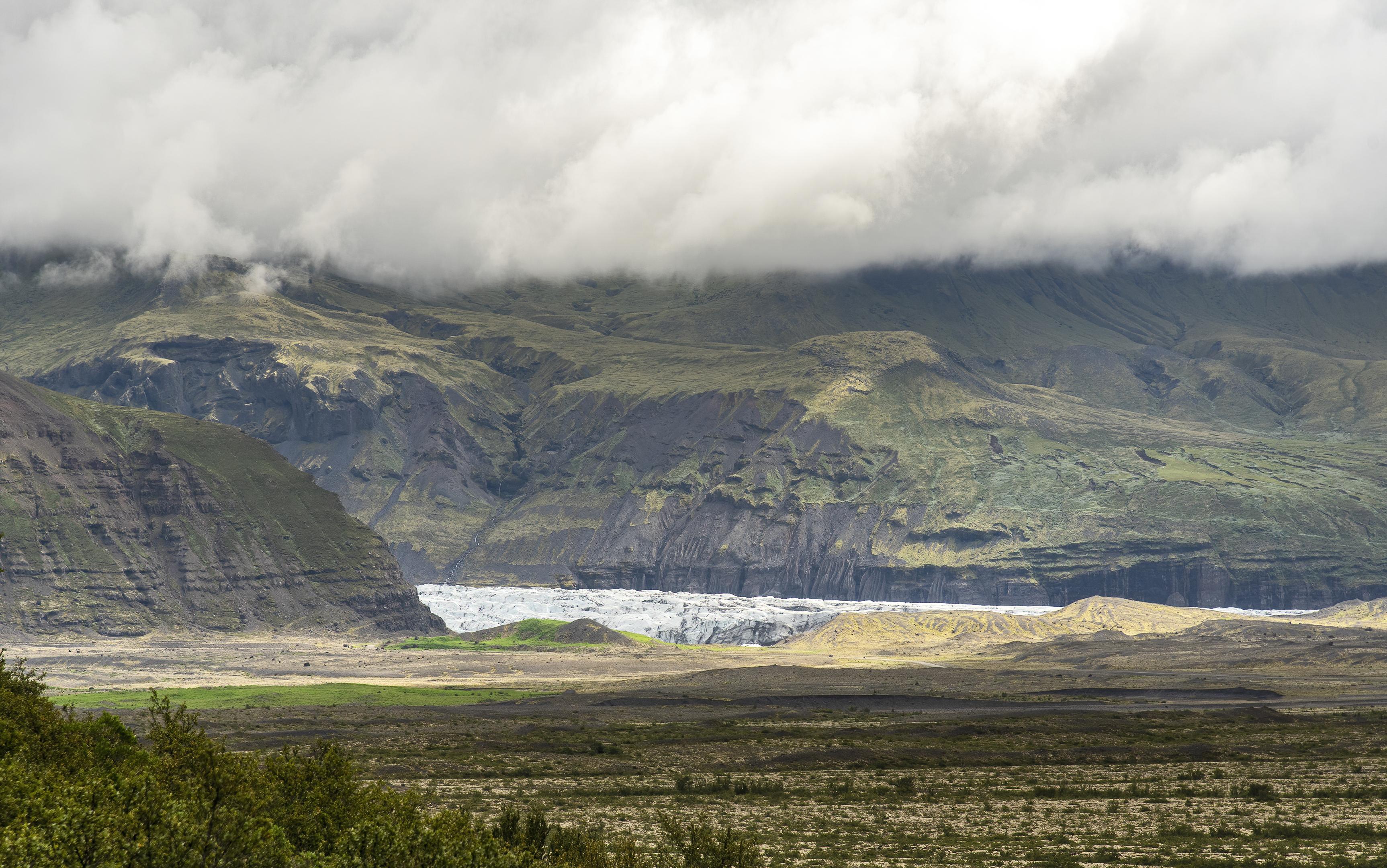 Vatnajökull Glacier iceland south ring road southern