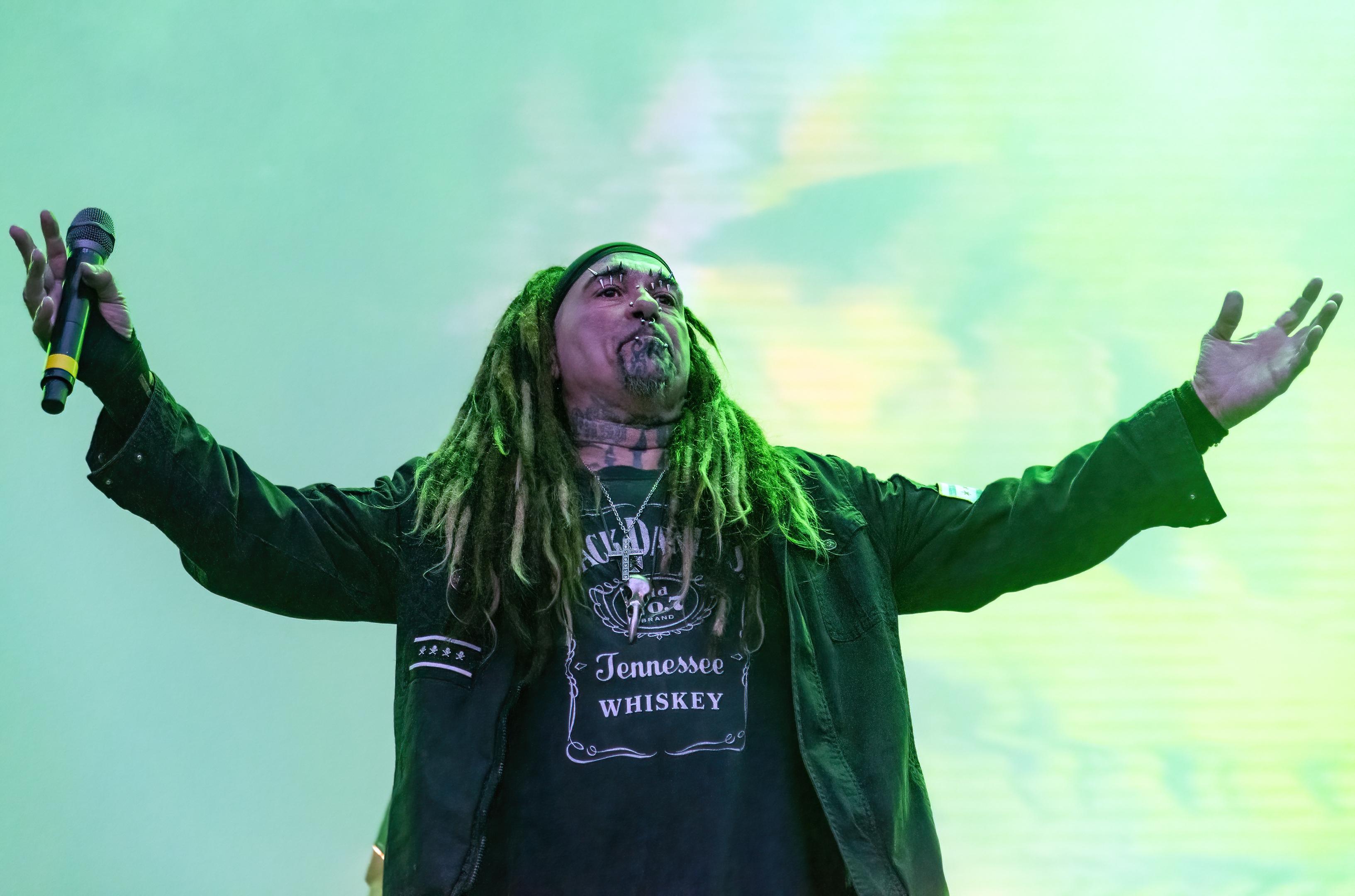 gefle metal festival ministry al jorgensen