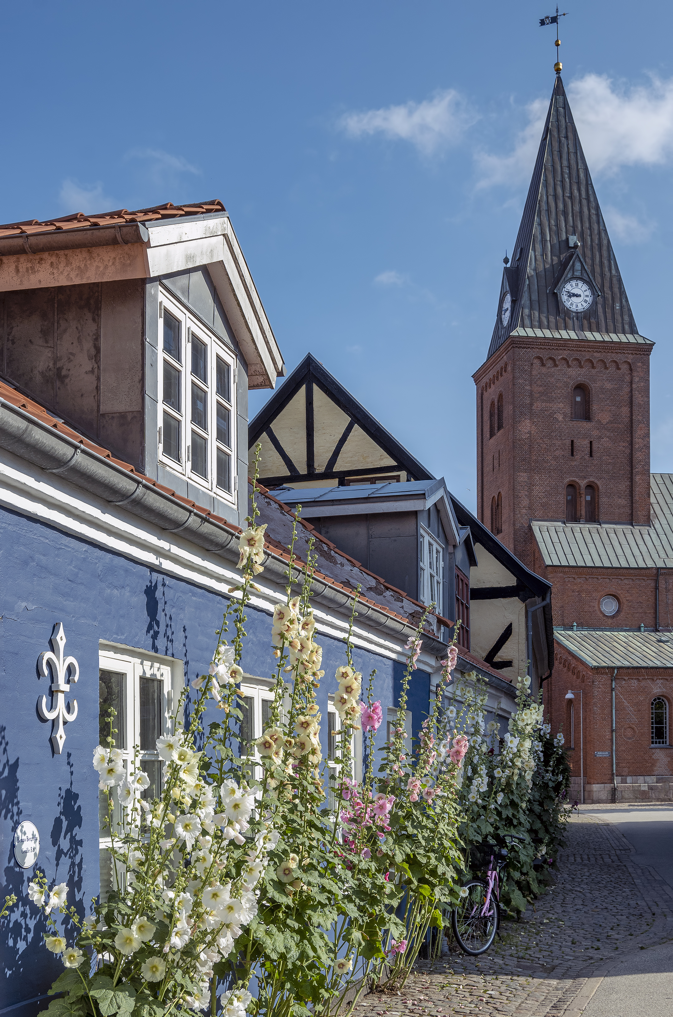 aalborg old town take a look around