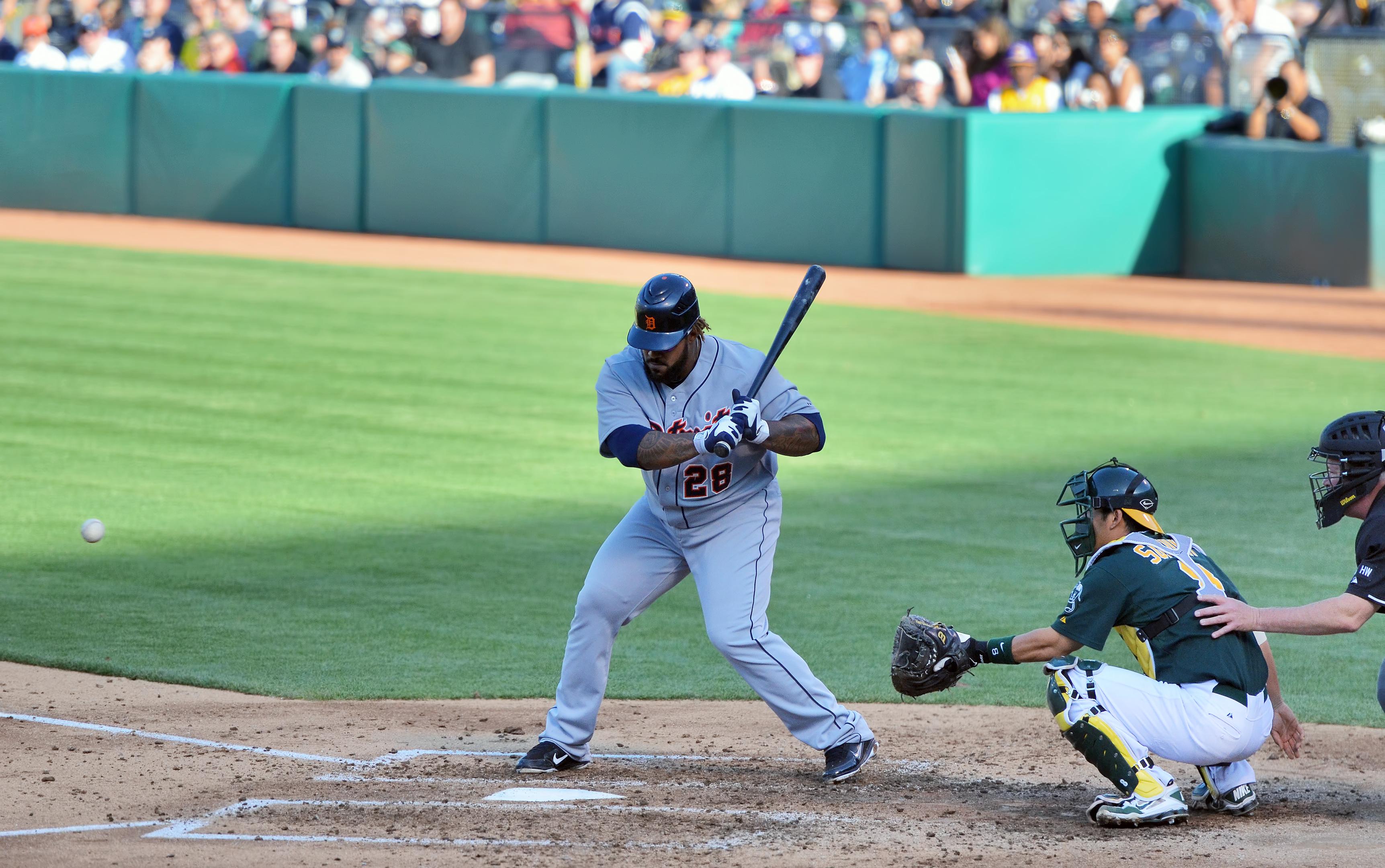 oakland prince fielder kurt suzuki baseball mlb